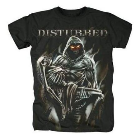 Disturbed T-Shirt Lost Souls T-Shirt (Lost T-shirt Shorts)