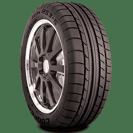 Cooper ZEON RS3 S 215 45R17 91W Tire