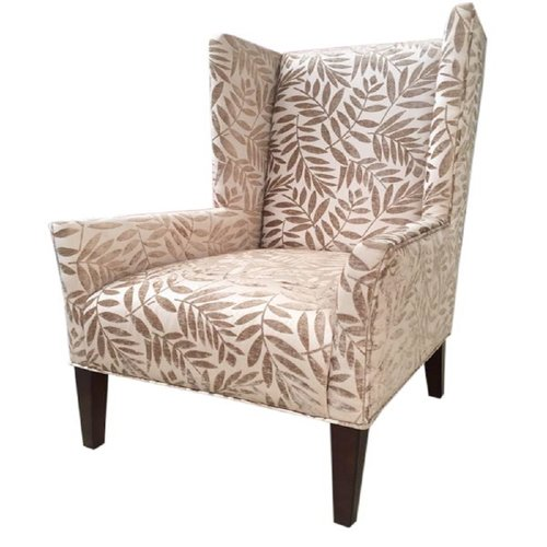 August Grove Adalheida Wingback Chair