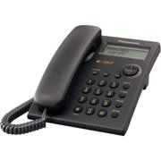 Panasonic, PANKXTSC11B, Integrated Multifunction Phone, 1, Black