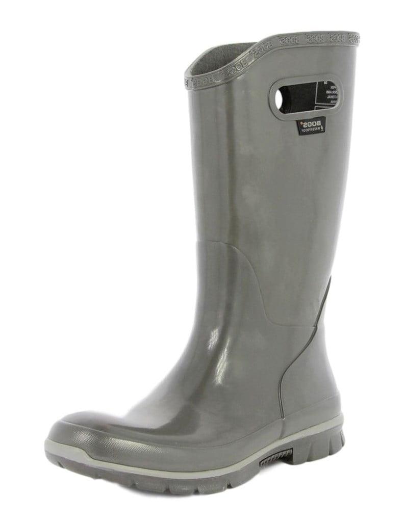 Bogs Boots Womens Berkley Waterproof Pull On Rubber Slender 71896 by Bogs