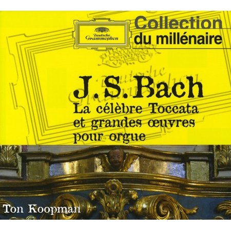 Bach J S: Toccata & Fugue in D minor (CD)