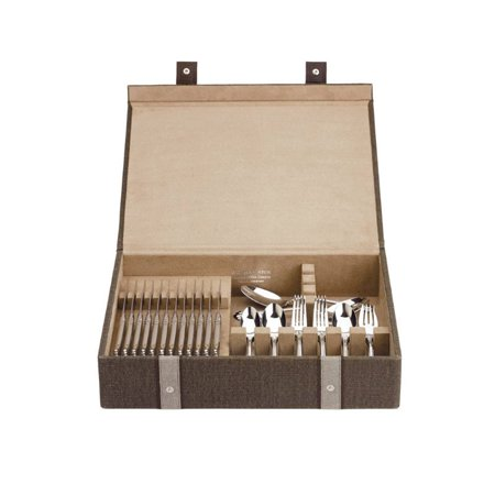 Reed & Barton Natural Instinct Woven Flatware Chest in (Reed And Barton Jewelry Chests)