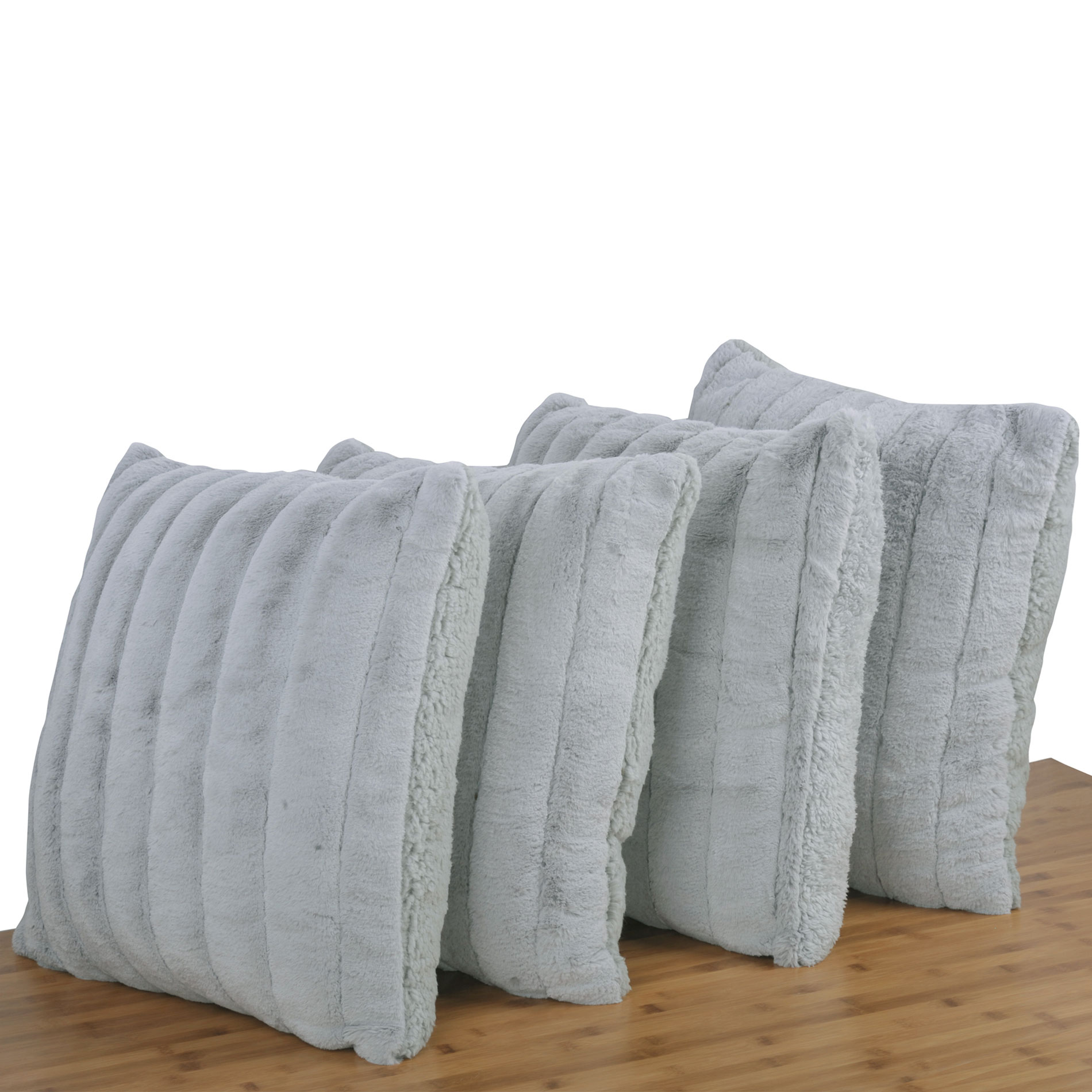 Serenta Super Mink 4 Piece Pillow Shell Set