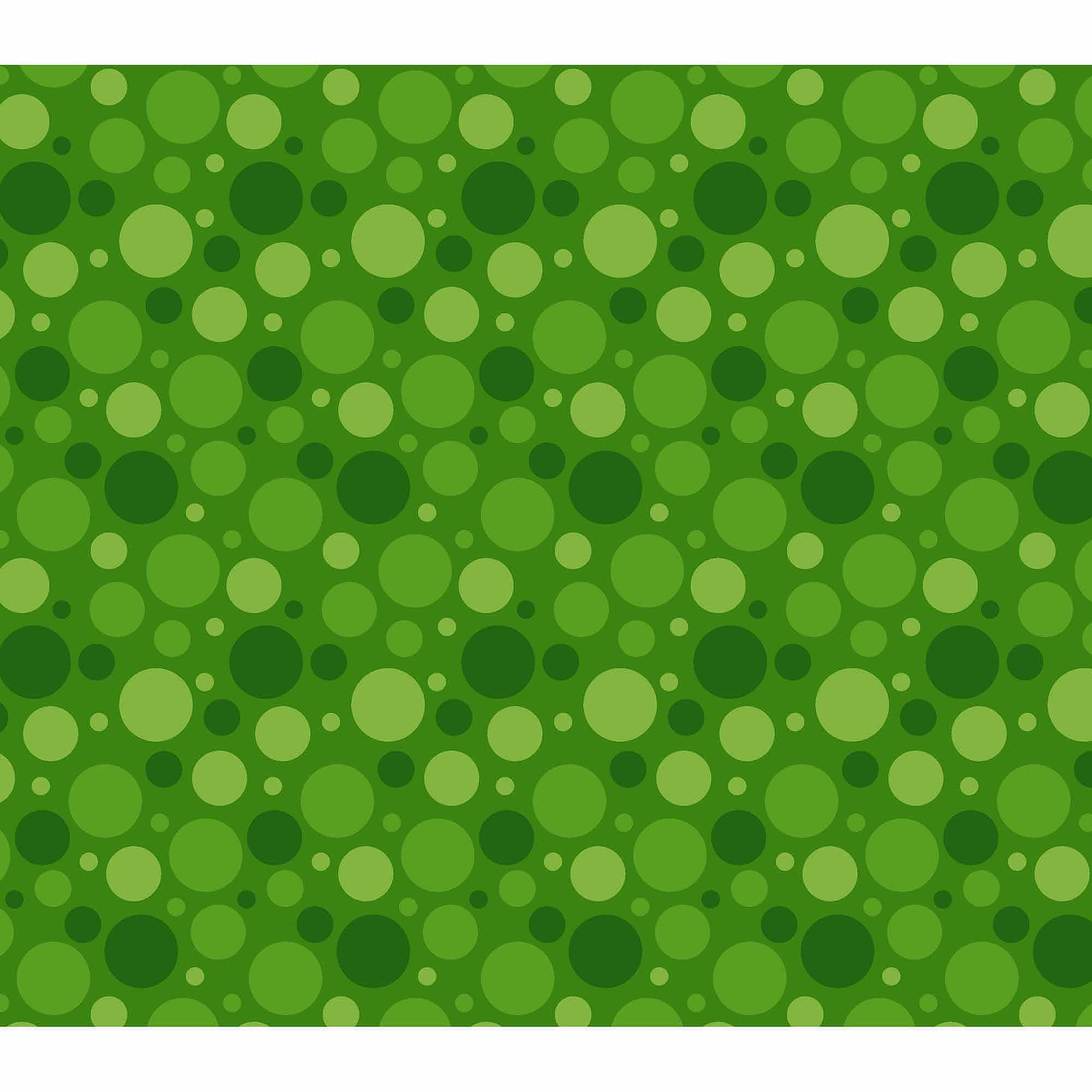 Springs Creative Cotton Blenders Tonal Dot, Green, Fabric by the Yard