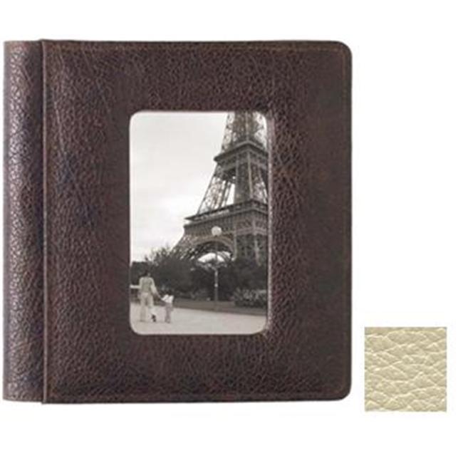 Raika ST 170 BEIGE Scrapbook Front Framed Album - Beige