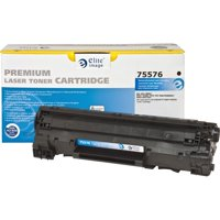 Elite Image Remanufactured Toner Cartridge - Alternative for HP 78A (CE278A), 1 Each (Quantity)