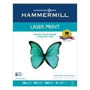 Hammermill, HAM125534, 28 lb Laser Print Paper, White