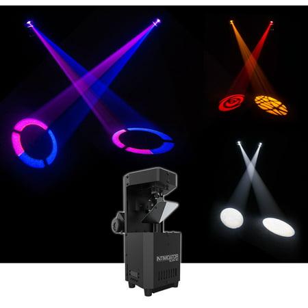 Chauvet Intimidator Scan 110 Compact LED Scanner Dance Floor Party Effect Light - Dance Floor Giveaways