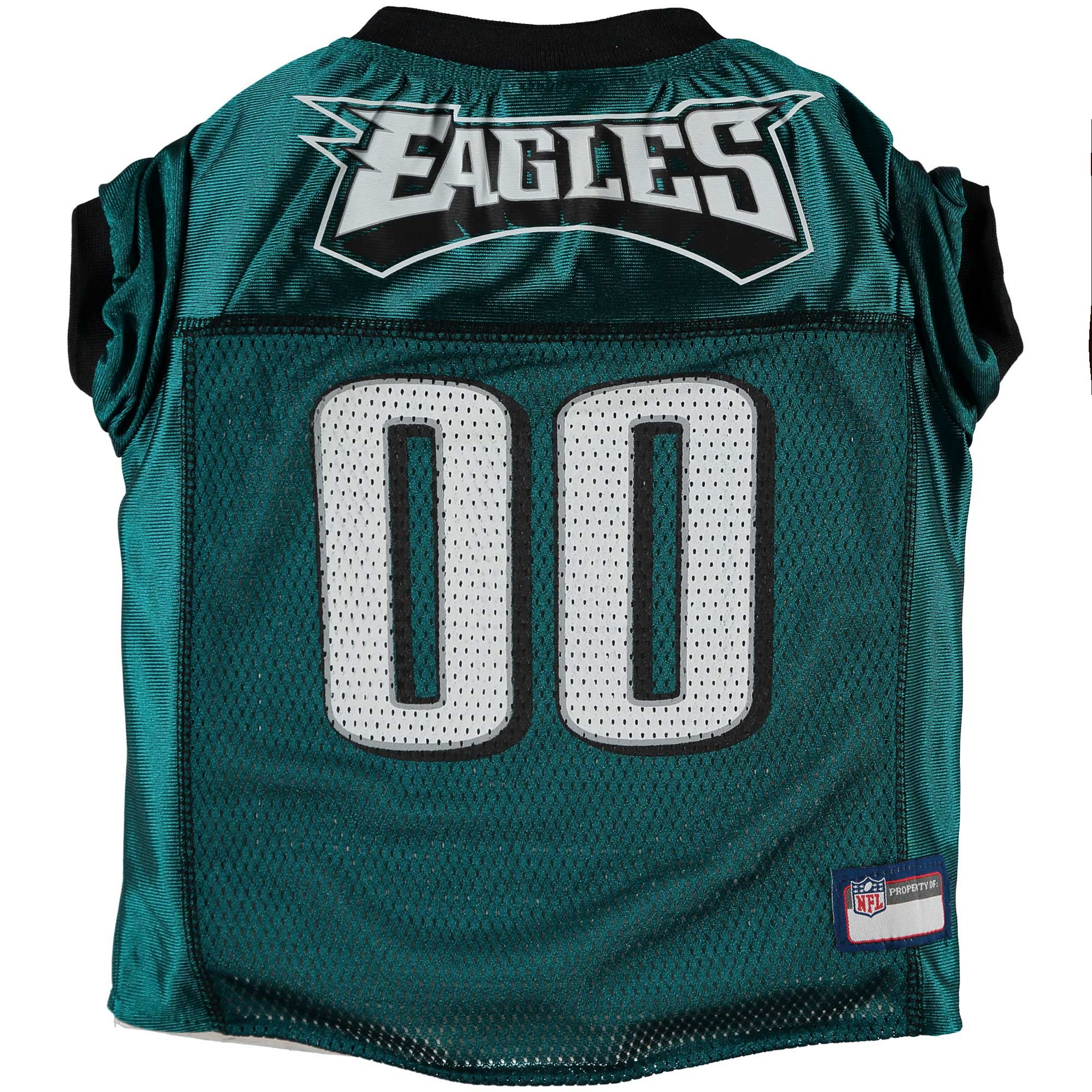 Philadelphia Eagles Mesh Dog Jersey