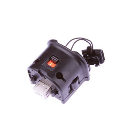 Motion Plus Sensor For Wii Remote Controller Black (Motion Plus Remote)