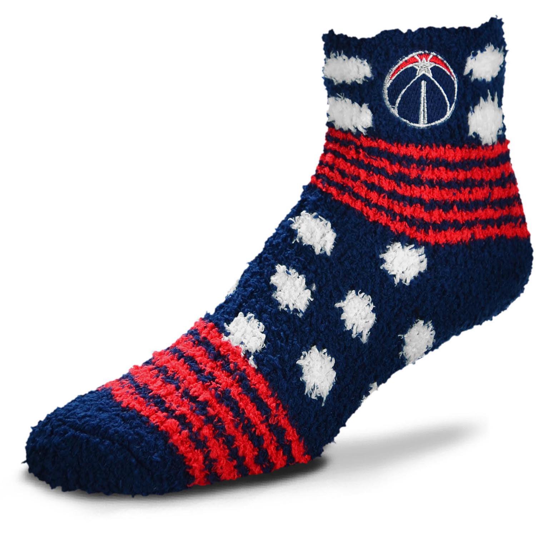 Washington Wizards For Bare Feet Women's Homegator Socks - No Size