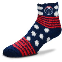 Washington Wizards For Bare Feet Women's Homegator Socks - No Size