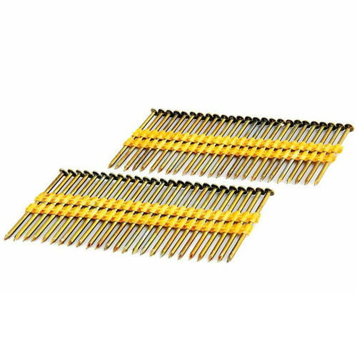 Freeman FR-113-238B 2-3 8 in. x 0.113 in. Smooth Shank Framing Nails (2,000-Pack) by Generic