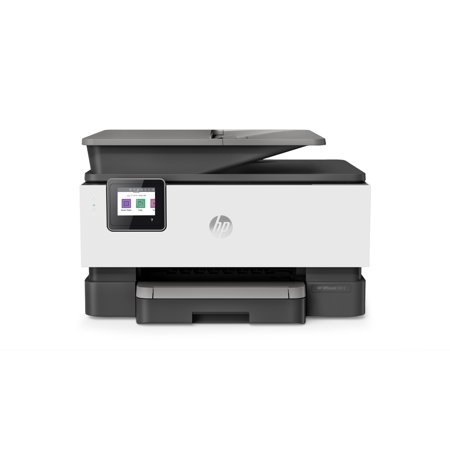 HP OfficeJet 9012 All-in-One Wireless Printer, with Smart Tasks for Smart Office Productivity (1KR44A)