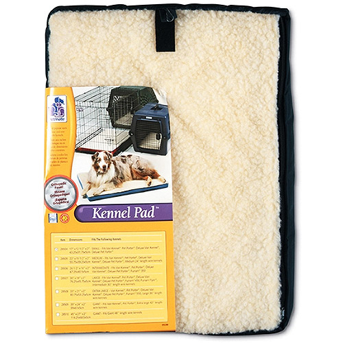 Petmate- Kennel Pads, Multiple Sizes Available