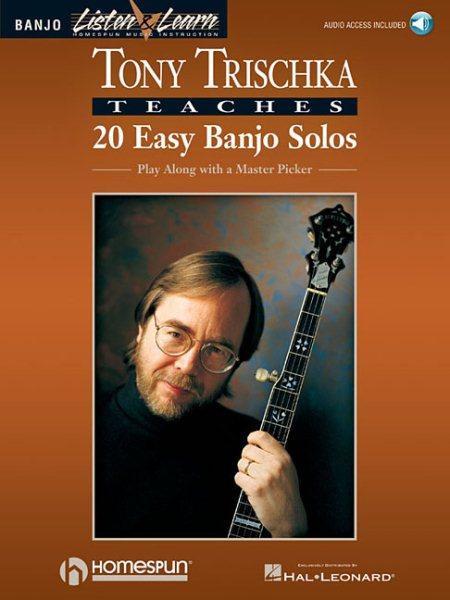 Tony Trischka Teaches 20 Easy Banjo Solos by