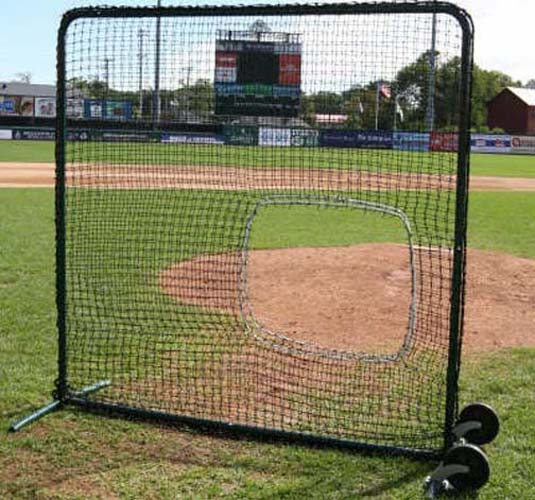 ProMounds Replacement Net (for use with 7' X 7' Softball Screen)