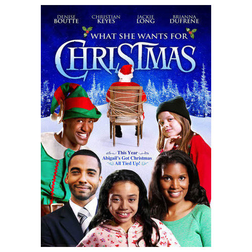 What She Wants for Christmas (2012)