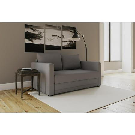 Flip Sofa Furniture Modern Comfortable Queen Sleeper Sofa