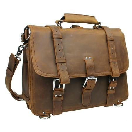 73914576ea0e Vintage Full Grain Leather Classic 16