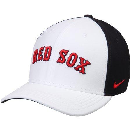6181982d3 Boston Red Sox Nike Color Vapor Classic Adjustable Hat - Navy - OSFA -  Walmart.com