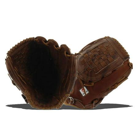 Series Buckaroo Leather - Nokona Buckaroo Special Series: UT-1225C Left Hand Thrower