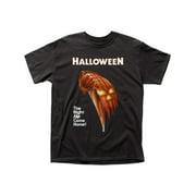 Halloween Men's  Night He Came Home T-shirt Black