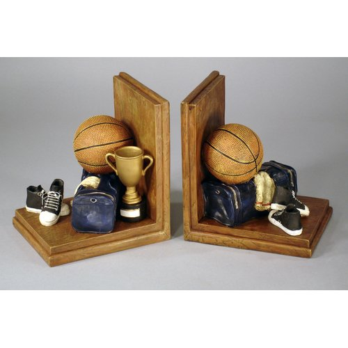 Judith Edwards Designs Basketball Book Ends