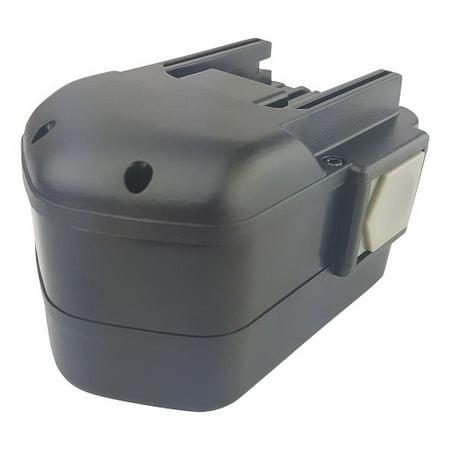 14.4V 14.4 VOLT NIMH Battery for MILWAUKEE 48-11-1024 Cordless Drill