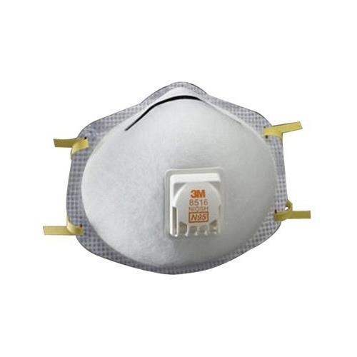 N95 Particulate Respirator, Nuisance Level Acid-Gas Relief by 3M