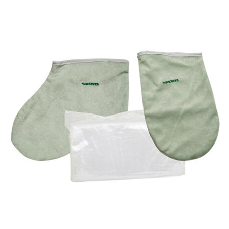 - Fabrication Enterprises 11-1710 Waxwel Paraffin Bath, 50 Liners, 1 Mitt And 1 Bootie Only