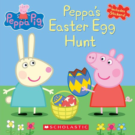 Peppa's Easter Egg Hunt (Peppa Pig) (Nick Jr Games Peppa Pig)