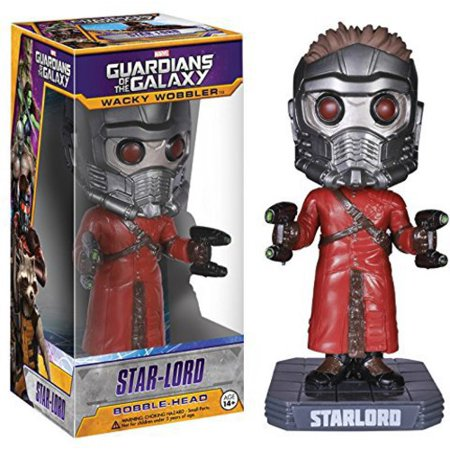 FUNKO WACKY WOBBLER: GUARDIANS OF THE GALAXY - STAR LORD](Starlord Guardians Of The Galaxy)