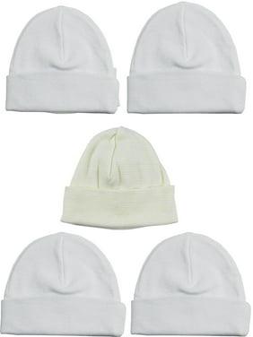 Bambini Beanie Baby Caps (Pack of 5)