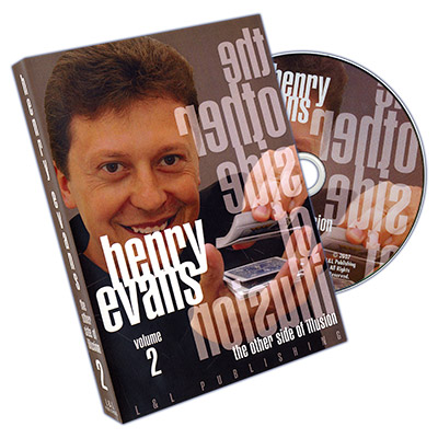 The Other Side of Illusion - Volume 2 by Henry Evans - DVD