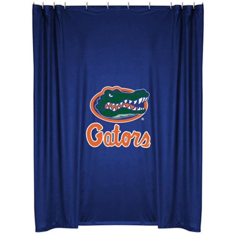 Sports Coverage NCAA Florida Gators Shower Curtain