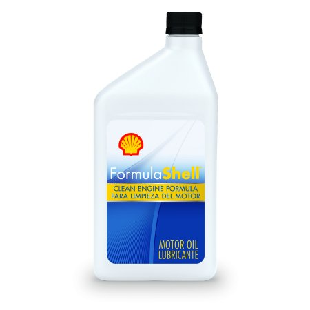 (6 Pack) Formula Shell 10W-40 SN Conventional Motor Oil ,1 (Best Formula One Car)