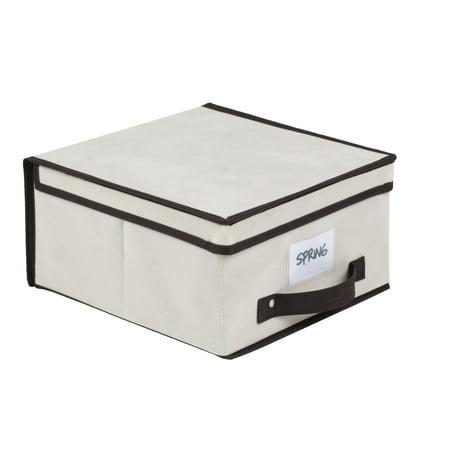 Simplify Storage Box, Medium Cream (11
