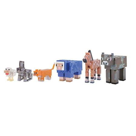 Minecraft Tame Animal Pack - Minecraft Halloween Pack