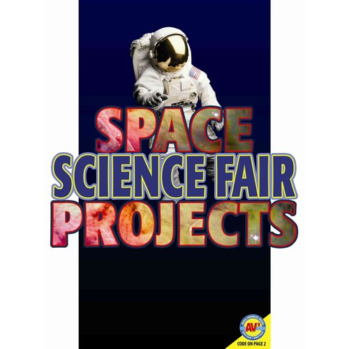 SPACE SCIENCE FAIR PROJECTS [9781616906573]