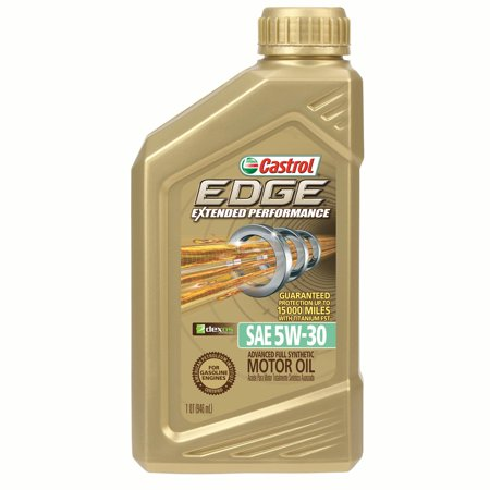 Castrol edge extended performance 5w 30 full synthetic for How to get motor oil out of jeans