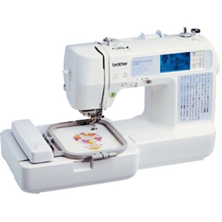 Brother Sewing And Embroidery Machine SE40 With Bonus Embroidery Magnificent Brother Embroidery And Sewing Machines