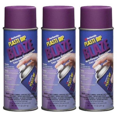 Performix Plasti Dip 11225 Blaze Purple Rubber Spray 3
