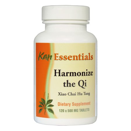 Kan Herbs   Essentials  Harmonize The Qi 120 Tabs