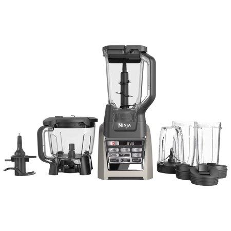 Ninja Kitchen System With AutoiQ Total Boost Walmartcom - Www ninja kitchen com
