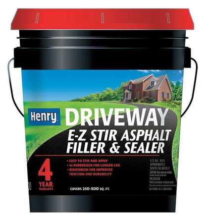 Best Asphalt Crack Fillers - E-Z Stir Driveway Asphalt Filler/Sealer Review