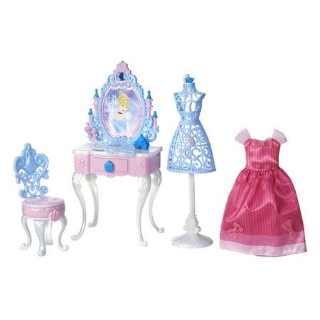 Hasbro Disney Princess Cinderella's Enchanted Vanity Set Ages 3+ - Disney Princess Set