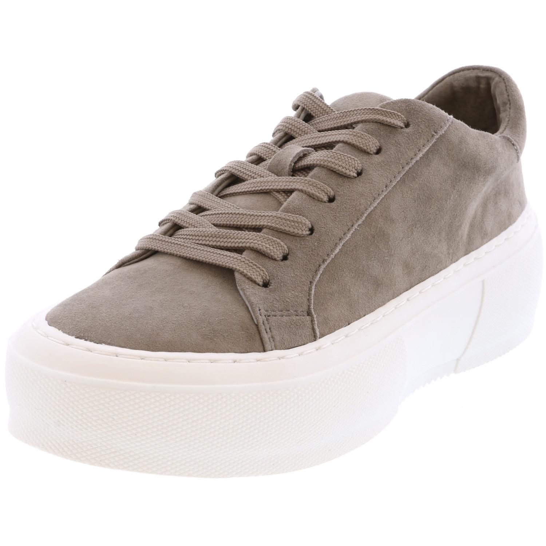 declarar popurrí Pais de Ciudadania  Steve Madden Women's Colossal Suede Grey Ankle-High Sneaker - 5.5M |  Walmart Canada