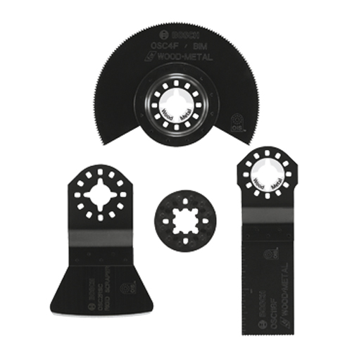 Bosch Osc3s Blade Value Pack 3 Count